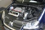Установка механического нагнетателя (компрессор) Volkswagen Golf R32