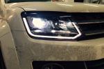 Установка оригинальных ксеноновых фар Volkswagen Amarok