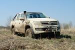 OFF-ROAD подготовка Volkswagen Amarok