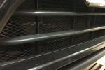 Установка защитных сеток радиатора